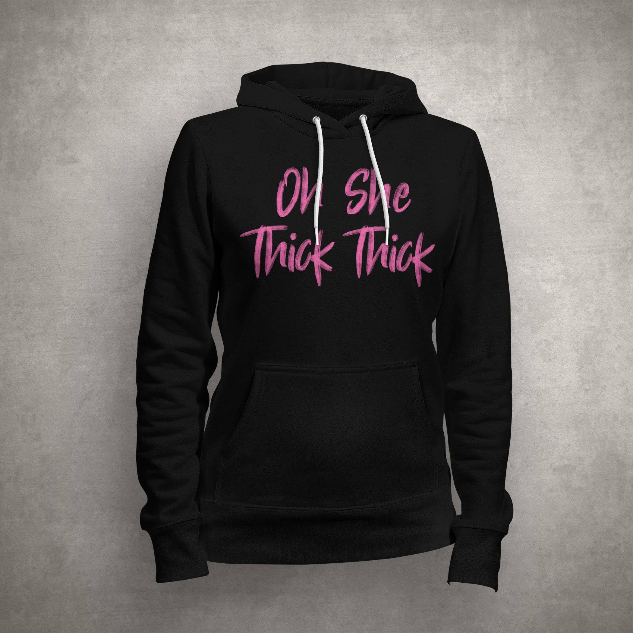 Thick Thick Unisex Hoodie