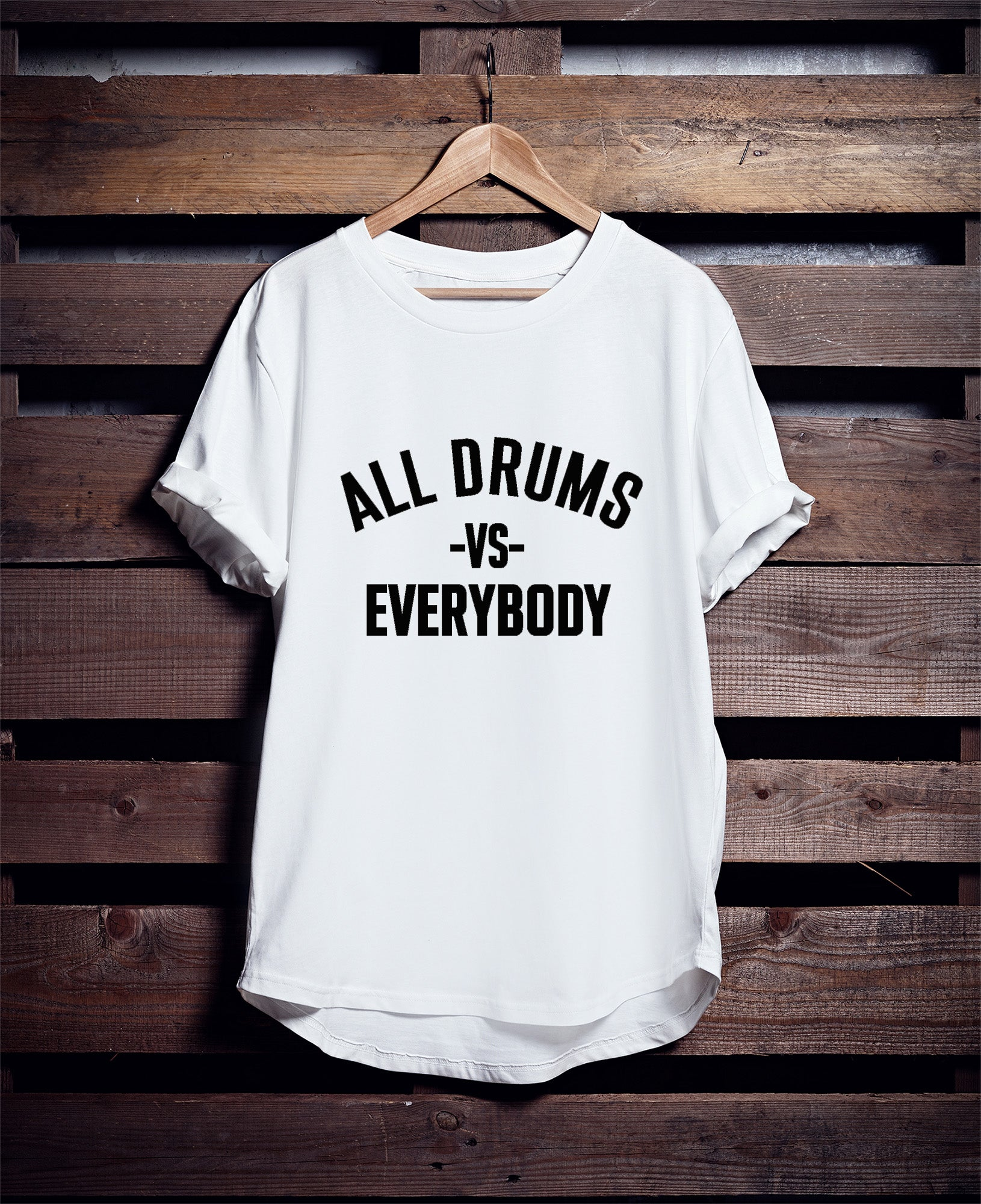 All Drums-Ladies