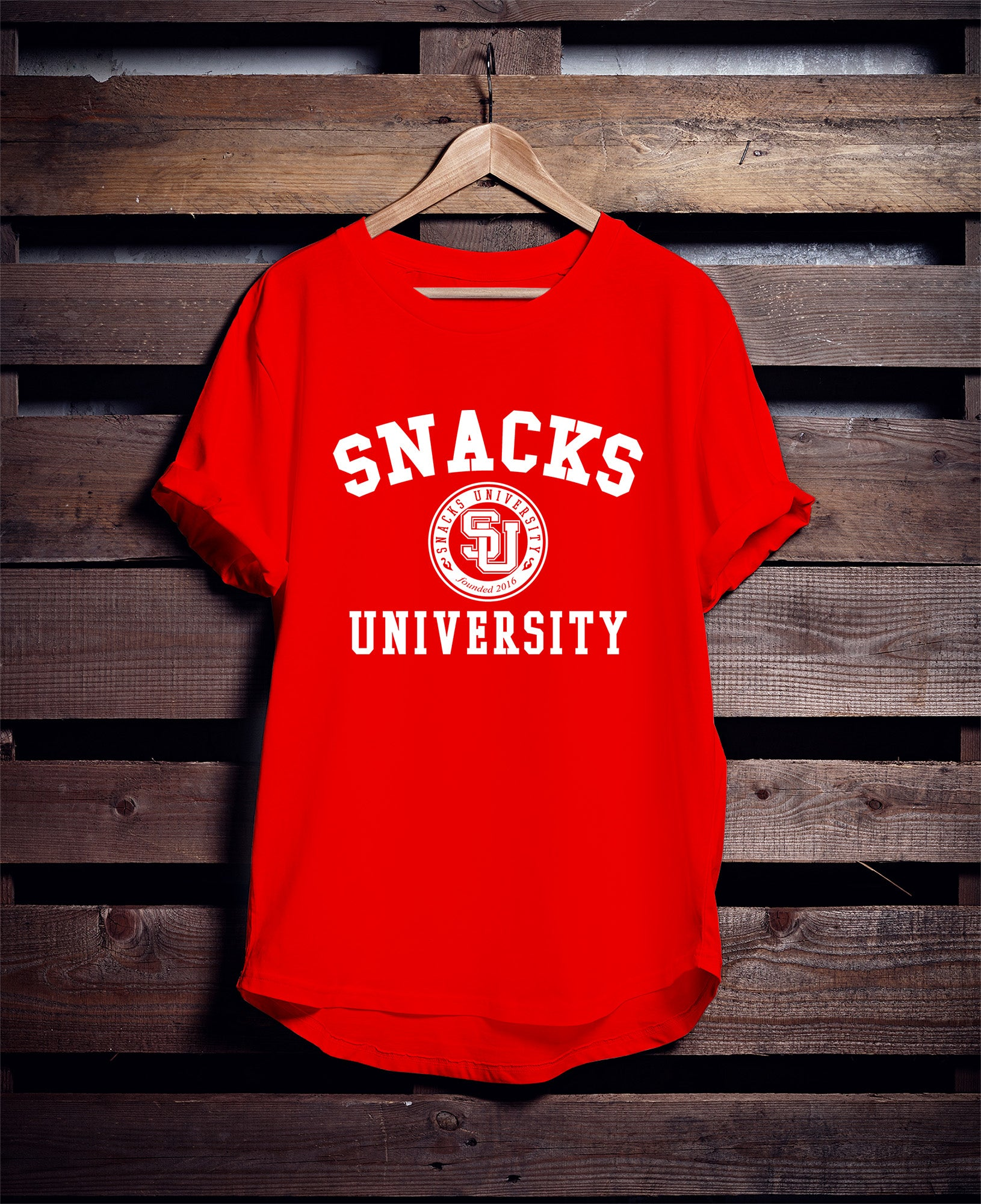 Snacks University-Women