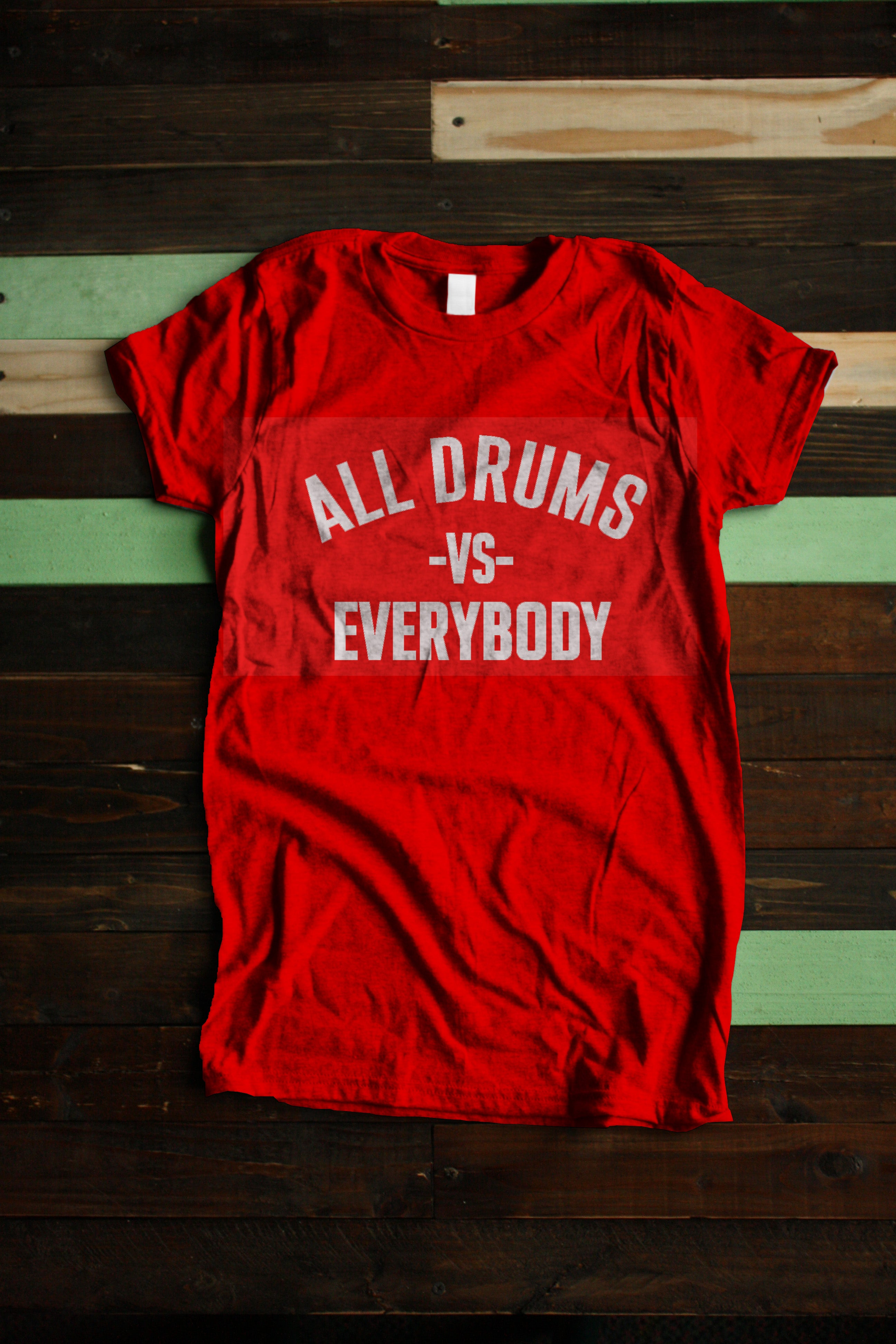 All Drums-Men