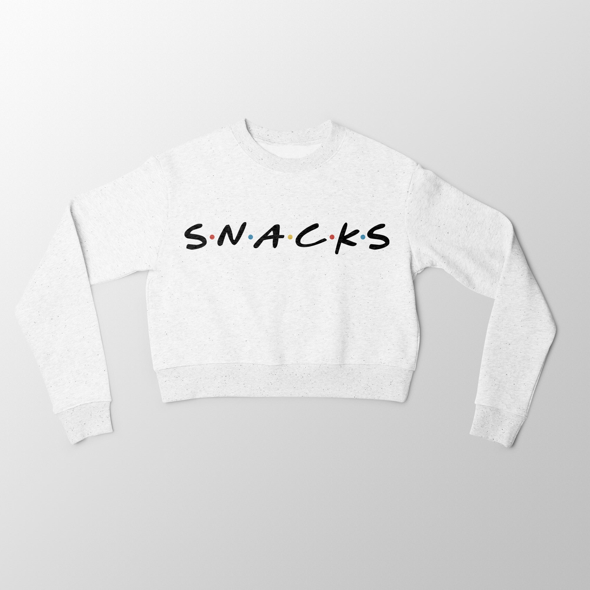 Snack Friends Unisex Sweatshirt