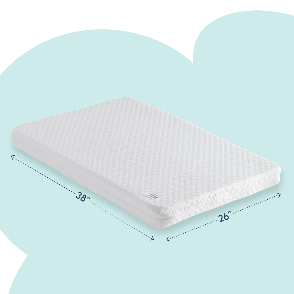 Pack n Play Mattress Pad - Dual-sided for Babies and Toddlers