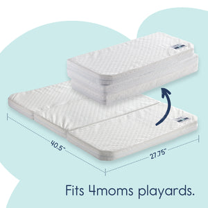 Travel Dual-Sided 4moms Mattress Pad