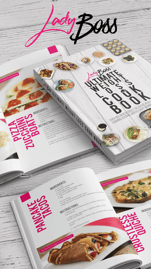 Ultimate Interactive Weight Loss Cookbook