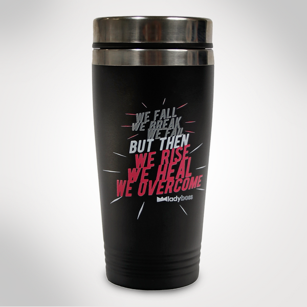 Overcomer Travel Mug