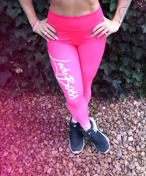 Perfect Fit High Rise Leggings - Ombre Stripes Edition