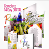 The 14-Day RAINBOW Detox - Instant Digital Download