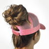 Ponytail Sparkle Hat