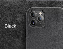 Alcantara Luxury Full Protective Case for iPhone 11 / 11 Pro / iPhone 12 / 12 Pro