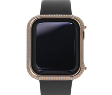 Apple Watch 18kt Rose Gold Crystal Watch Face - Series 4 & 5