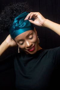 Perfect Head Tie (Teal)