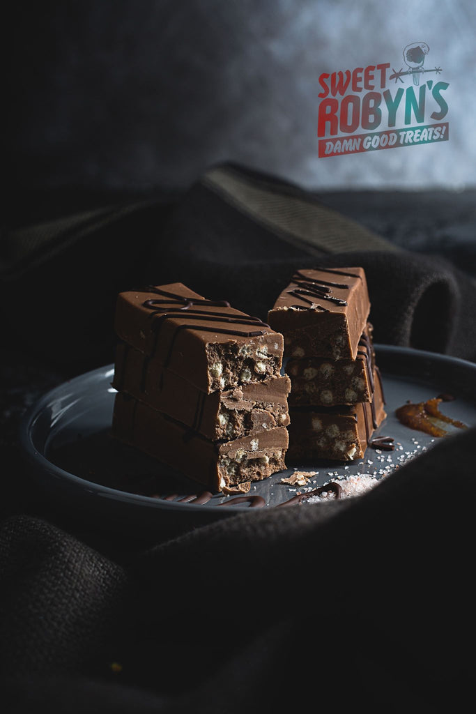 Caramel Krisp Milk Chocolate Protein Bar