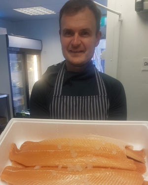 Haddock Fillet (Unsmoked)