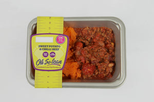 Sweet Potato and Chili Mince