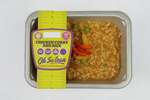 Award winning Chicken Curry & Rice