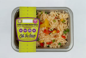 Award Winning Chicken Chilli Rice