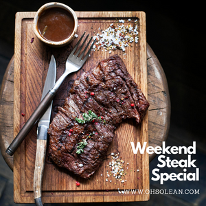 Weekend Family Steak Offer