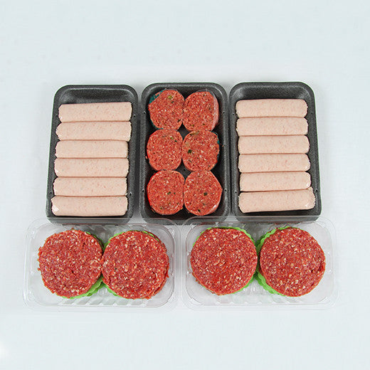 Butchers choice family pack £11