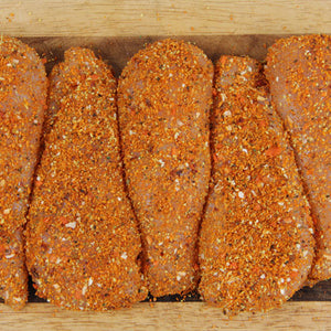 Peppered Chicken Strips