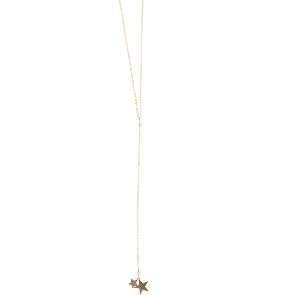 Star Y Necklace
