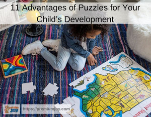 11 Advantages of Puzzles for Your Child's Development