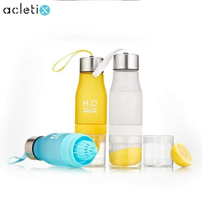 Detox Citrus Infuser Bottle