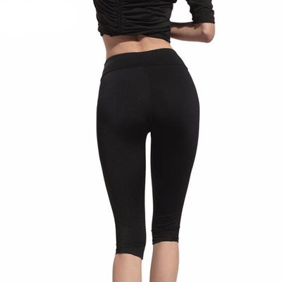 Side Mesh Jogging Legging - Dealeaz