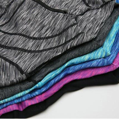 Stretched Stripe Workout Zipper Jacket - Dealeaz