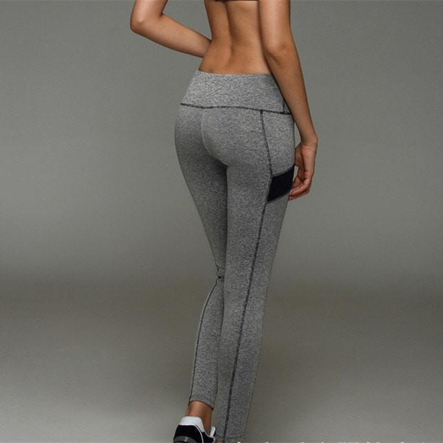 Fitness Leggings Material: NEW Quick Drying FITNESS Leggings Active Sports