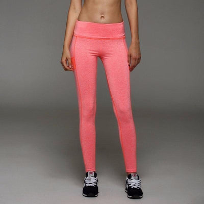 NEW - Quick Drying FITNESS Trousers / Leggings - For Active Sports - Breathable High Elasticity Fabric - FitShopPro