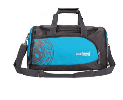 Nylon Sports Gym Shoulder Bag - FitShopPro