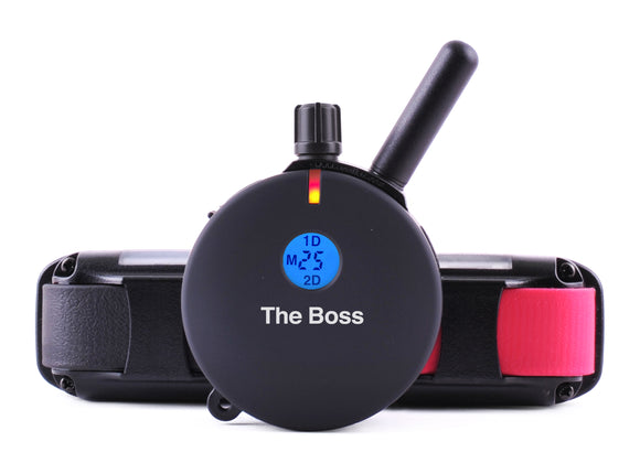 The Boss ET-802 Two Dog Remote Dog Trainer