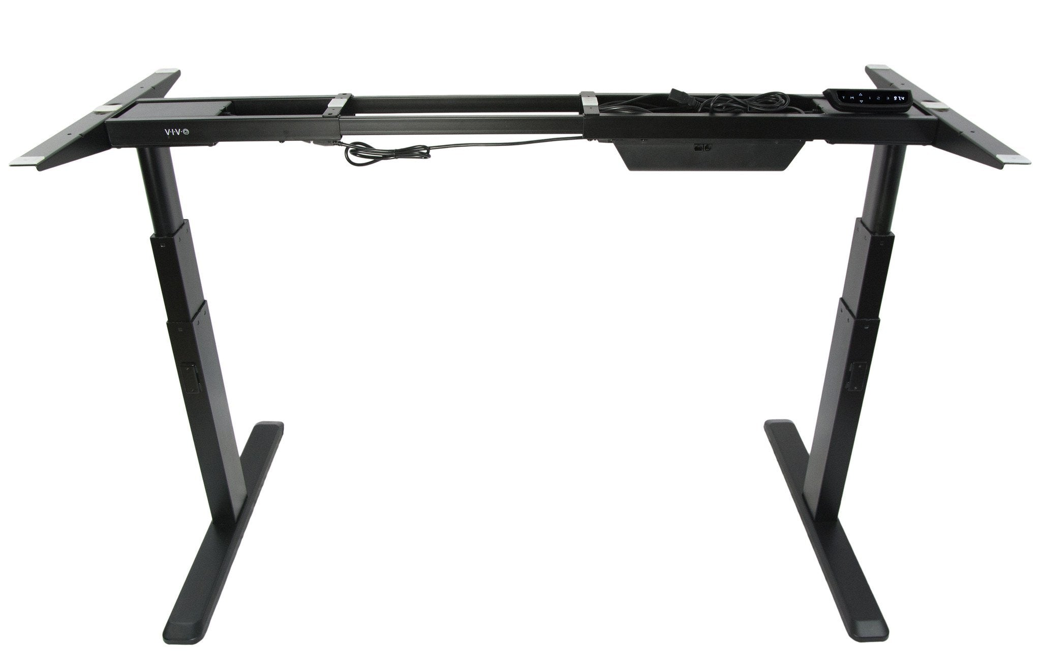 VIVO Electric Stand Up Desk Frame Only w/ Dual Motor Ergonomic ...