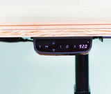 VIVO Electric Stand Up Desk Frame Only w/ Single Motor Ergonomic Standing Height Adjustable - T&T ONLINE WAREHOUSE LLC