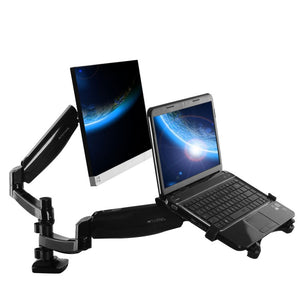 LOCTEK DUAL ARM MONITOR & LAPTOP MOUNT D5DL