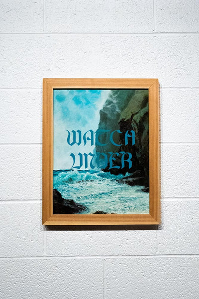 Joe Swec // Watch Under / Cornish Cliffs