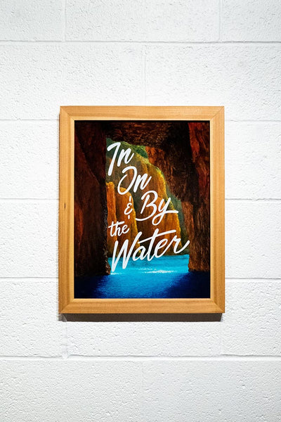 Joe Swec // In On & By The Water / Corsica Grotto