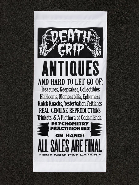Martin Mazorra // Death Grip Antiques