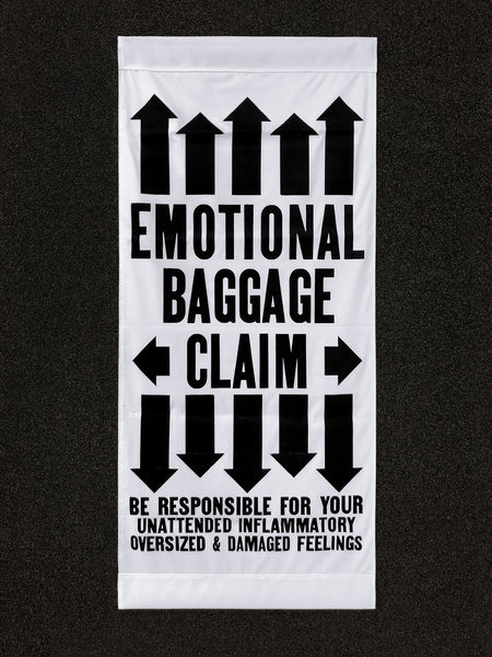 Martin Mazorra // Emotional Baggage Claim