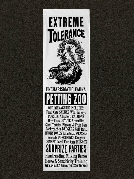 Martin Mazorra // Extreme Tolerance Petting Zoo