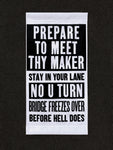 Martin Mazorra // Prepare to Meet Thy Maker