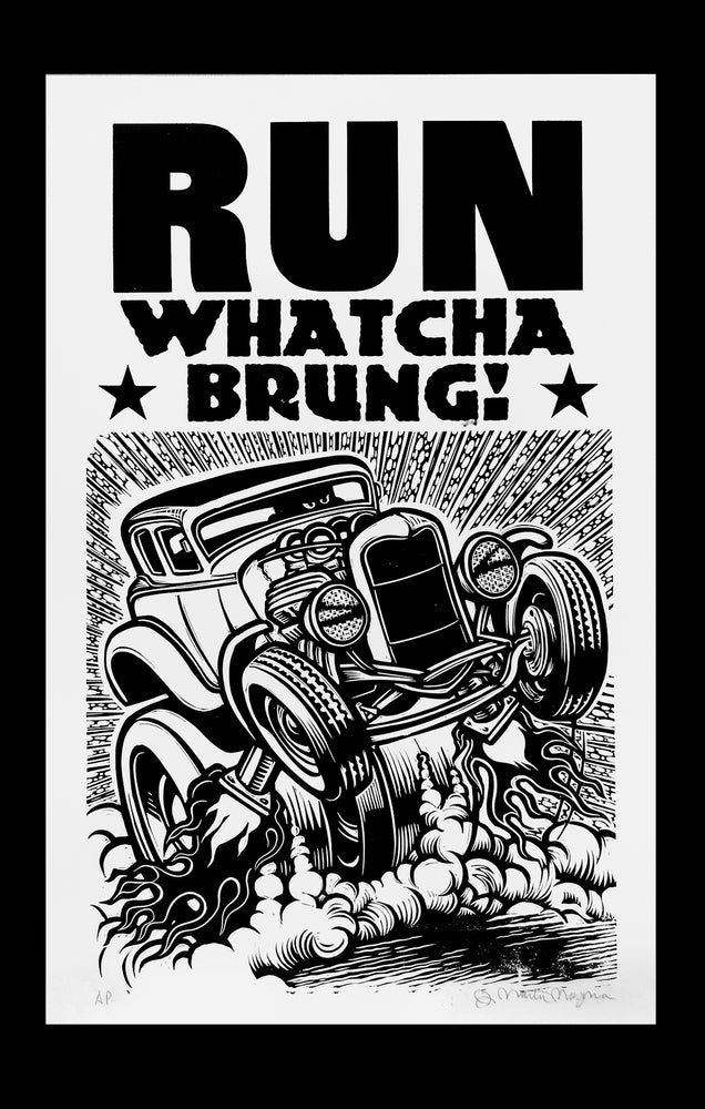 Martin Mazorra // Run Whatcha Brung