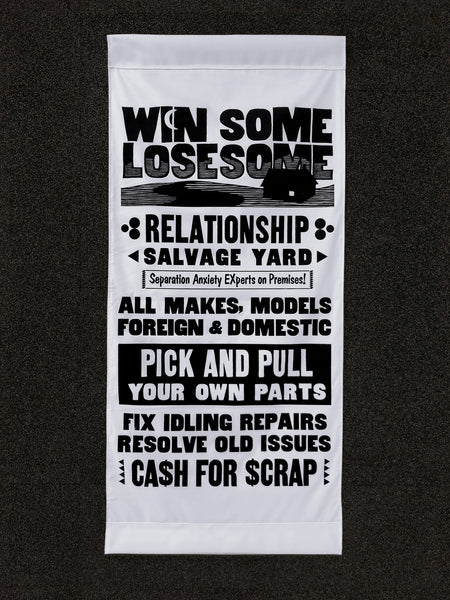 Martin Mazorra // Win some, Lose some Relationship Salvage Yard