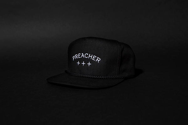 Preacher // Plus Up Hat