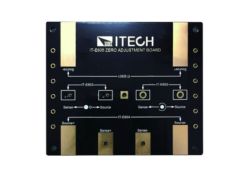 ITECH IT-E605 Zero-adjust board