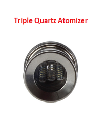 Atmos Q3 Triple Quartz Atomizer