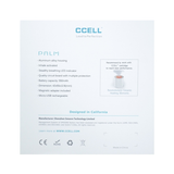 CCell Palm 510 Cartridge Vaporizer manual