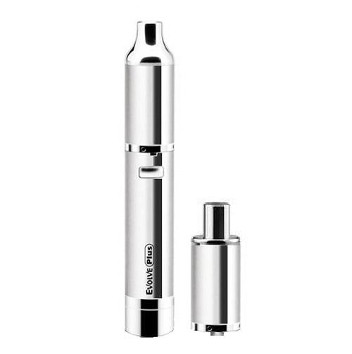 Yocan Evolve Plus 2 in 1 Vaporizer Silver