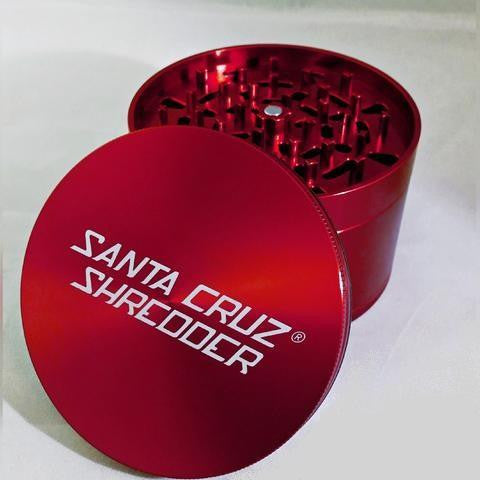 Santa Cruz Shredder - Jumbo - 4 Piece Red