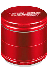 About Santa Cruz Shredder - Medium - 4 Piece Red